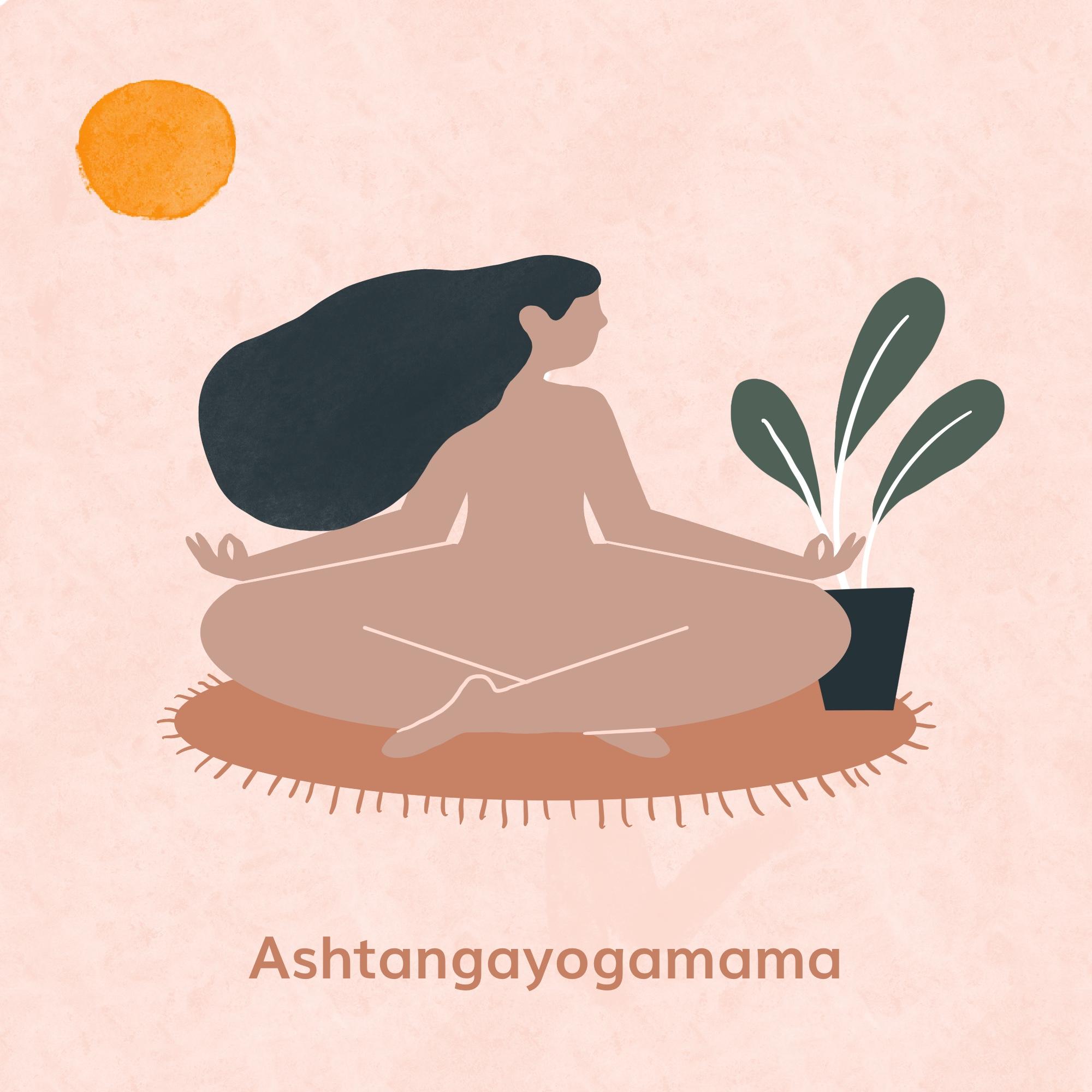 meditation doodle